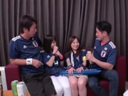 World Cup 2018,Japan Team Fans Celebrate The First Victory 4P
